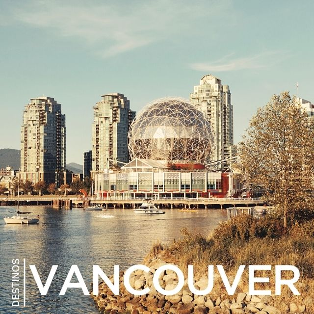 Vancouver Canadá